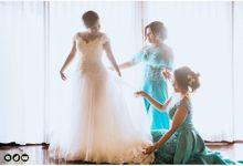 Wedding In Villa Taman Ahimsa by Geoval Wedding