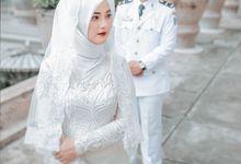 Prewedding Siska + Yuris by Titiknol Creative