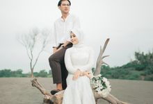 Prewedding Fira + Fachri by Titiknol Creative