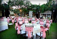 MC Adrian and Sari Wedding at Ayana Resort by MC Rendy Rustam