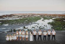 LEISA & BEAU WEDDING by Anapuri Villas Bali