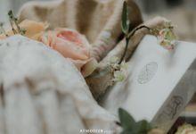 Sule & Natalie Wedding by Mooei Prayer Set