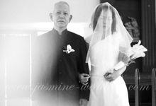 Wedding Blessing Ceremony I by Jasmine Wedding Bali
