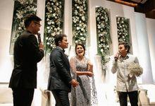 Wedding of Gana & Bulan by Demas Ryan & Lasting Moments Entertainment
