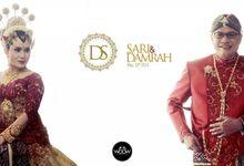 Sari & Damrah Wedding by WOOW Photocinema