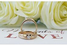 Love - Wedding Ring by Frank & co.