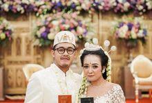 Wedding Of Aryatama & Fibriandra by Ohana Enterprise