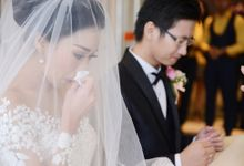 Wedding of Kevin & Yenni by Cherish Event Organizer