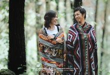 Pre Wedding Sinta & Kris by BQ Pictures