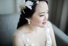 The Wedding Adelin & Arif by Amorphoto
