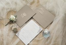 The Wedding Adel & Irwan by Amorphoto