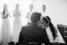 The wedding of Ameng & Intan by Amorphoto