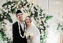 The Wedding of Nadhilah & Naufal by MORS Wedding