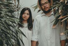 Prewedding Jeremia & Joselin by Monchichi