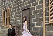David & Fransisca by V-lite Photography