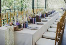 Sundanese Traditional wedding at The Glass House by Tirtha Bridal