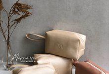 Boxy Pouch for Dymas & Dyah by Memoire Souvenir