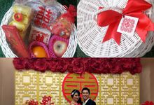 Decoration - Engagement Handy And Fang-fang by C+ Productions