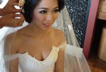 Wedding by New Melati Salon Bali