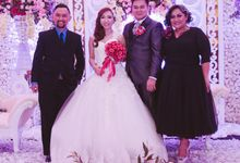 Teddy+Lova Wedding by Tike Priatnakusumah