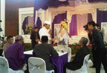 wedding okta & okti by unique wedding planner