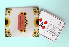 POST CARD - POP UP by ​ #GIFT