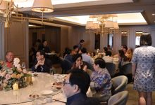 MC Tea Pai House of Yuen Fairmont Hotel Jakarta - Anthony Stevven by Anthony Stevven