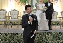 MC Wedding Santika Premier Hayam Wuruk - Anthony Stevven by Anthony Stevven