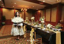 Nina Zatulini Bridal Shower by MERCANTILE PENTHOUSE WEDDING
