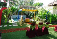 Wedding Venue by Pat-Mase Villas at Jimbaran