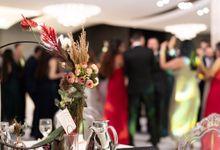 Boho-Glam Wedding Theme by Events À La Carte by Rima Chehab