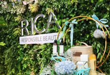 RICA Product Launching by Buttercup Decoration