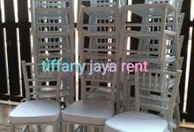 Kursi Tiffany Anak-anak Putih by TIFFANY JAYA RENT-KURSI TIFFANY