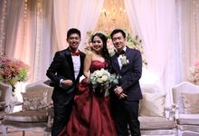 Mc wedding united grand hall alam sutera - Anthony Stevven by Anthony Stevven