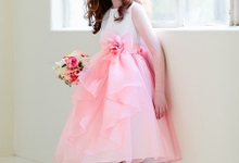 Cute Flower Girl Dress by Black N Bianco