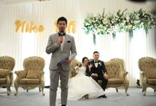 MC Wedding Aston Sentul Bogor - Anthony Stevven by Anthony Stevven