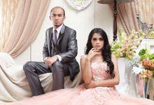 Yuka & Angky by De Art Wedding Planning