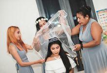 The Wedding of Ben & Darlia by BSMedia