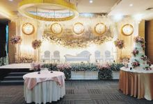 Wedding Filix & Jesica, 17 Nov 2019 by Kirana Two Function Hall