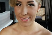 Wedding makeup by emily make up
