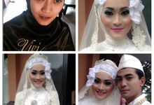 INTA & AGIL by vivi wedding make up