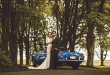 Ellie and Chris by Julia Rabkin Weddings