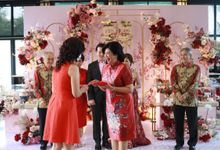 MC Sangjit Satoo Garden Shangrila Jakarta - Anthony Stevven by Anthony Stevven