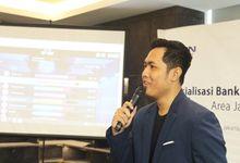Sosialisasi Banking & Accounting 4.0 Bank Mandiri Area Jakarta Cikini by Wildan Fahmi MC