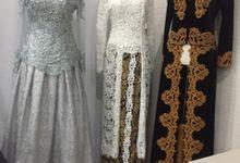 Wedding Dress by SS Wedding