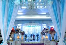 PUSPITA SAWARGI - Blue is the warmest colour. by PUSPITA SAWARGI (wedding and catering service)