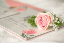 French Romance Wedding by Bubble Cards