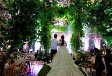 The Wedding Of Yudi & Octa by Eden Design