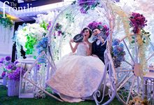 The Wedding of Eko & Fenny by Eden Design