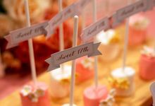 Pastel Sweet 17th Birthday by Severa Décoration